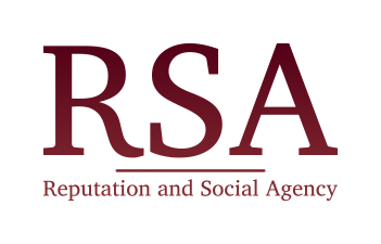 Reputation and Social Agency